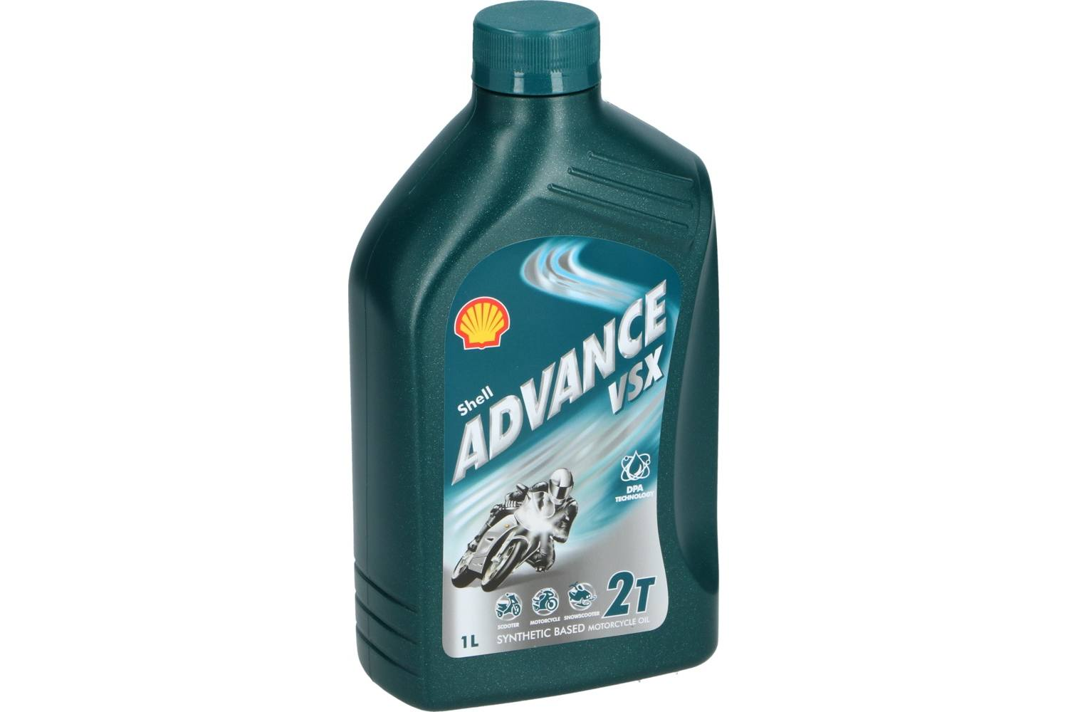 Motorolie, Shell Advance, 2T VSX, 1l 1