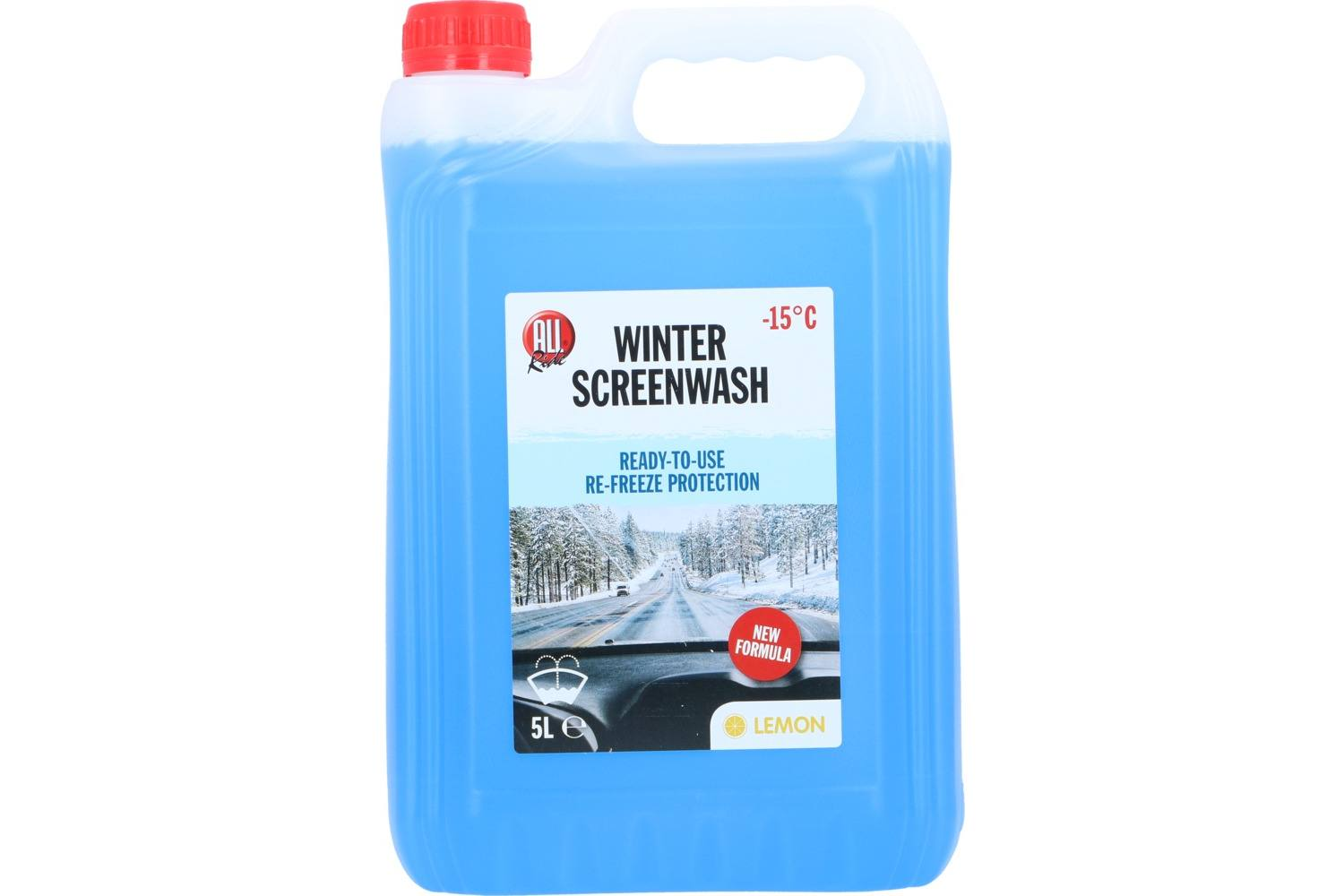 Screenwash, AllRide, winter, 5l, -15°C 1