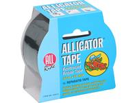 Alligator tape, AllRide, zwart 1